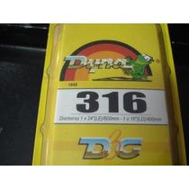 Palheta Dianteira Dyna Renault Scénic / Megane Scénic 97/10