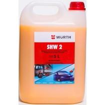 Shampoo Automotivo Com Cera Wurth 5litros