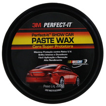 Cera Automotiva Super Protetora 200g - Paste Wax - 3m