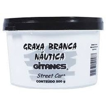 Graxa Náutica Branca 500g - Gitanes