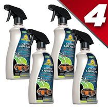 4x Cera Liquida Autoshine (c/ Carnauba) - 4x500ml