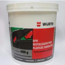 Revitalizador De Plasticos E Borrachas Wurth 680g