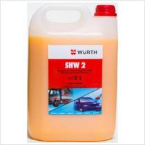 Detergente Com Cera De 5 Litros Wurth - Shw 2