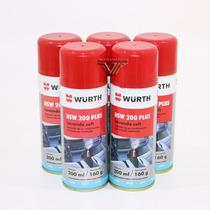 Kit 5 Hsw Higienizador De Ar Condicionado Wurth (lavanda)