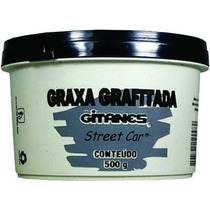 Graxa Grafitada 500g - Gitanes