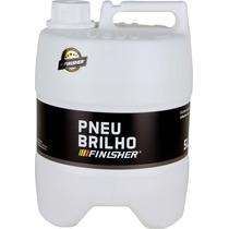 Pretinho Pneu Brilho 5 Litros - Finisher