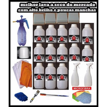 Kit Auto Wash 200 Lavagens A Seco Ecologica