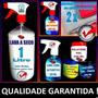 Kit Lavagem A Seco Lava Carro Interno E Externo Alto Brilho