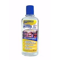 Cristalizador Vidros Perola P\autos Kit C\3 Polimento