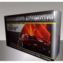 Kit Embelezamento Automotivo 9 Produtos Carro Limpeza Top