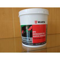 Revitalizador De Plastico Borrachas Para-choque Wurth 680ml
