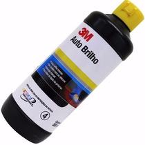 Cera Liquida Auto Brilho 3m 500ml Polimento Espelhamento