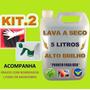 Lava Carro A Seco + Micro Fibra + Borrifador Economize Água