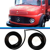 Par Borracha Porta Caminhão Mercedes 1116 1117 1118