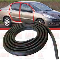 Borracha Porta Peugeot 207 Passion