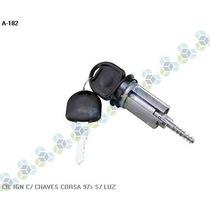 Cilindro De Ignição Com Chaves Gm Corsa 97/...