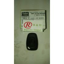 Cabeça Da Chave (telecomando) Clio Hatch, Sedan E Symbol