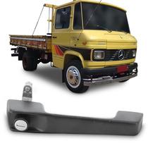 Maçaneta Externa Porta Caminhões Mercedes Benz Com Chave
