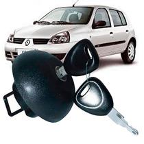Tampa Tanque Combustivel Clio Scenic Logan Megane C/chave