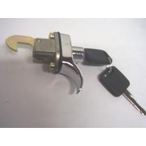 Fecho Tampa Motor Com Chave Kombi 69/77 Fusca 1300 1500 1600
