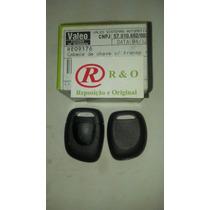 Cabeça Da Chave C/transponder + Sender Clio E Symbol