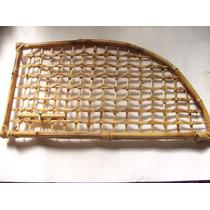 Porta Objetos De Bambu (bambuzinho) Para Fusca Meia Bandeja