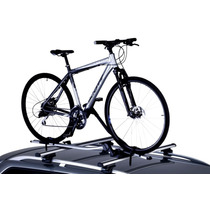 Suporte + Rack Bike De Teto Thule Aço