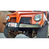 Para Choque F75 Rural Willys Parachoque Rural F75 Off Road