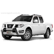Longarina Rack De Teto Decorativa Tg Poli - Nissan Frontier