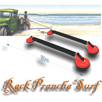 Rack Universal Para Teto De Carro Ventosa Surf Long Standup