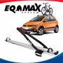 Suporte Bike Bicicleta Transbike Eqmax Velox Aluminium Prata