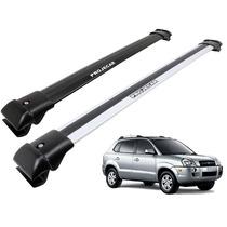 Travessa De Teto Hyundai Tucson - Rack Bagageiro Aluminio
