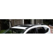 Longarina De Teto Bagageiro Honda Cr-v Crv 2012 - 2013 Preto
