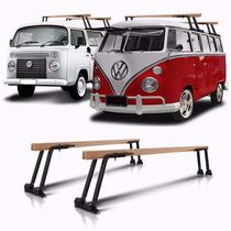 Rack De Tetoem Madeira Volkswagen Kombi