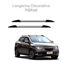 Longarina Teto Decorativa Onix Prisma Agile Celta Tgpoli