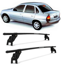 Rack Carro Gm Corsa Hatch Sedan 4p 96/01 Automovel Aço Eqmax