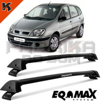 Rack Carro Scenic 4p 1999/2011 Teto Automovel Wave Eqmax