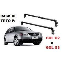 Rack De Teto P/ Gol G2 Bola E Gol G3 Suporta Ate 35kg