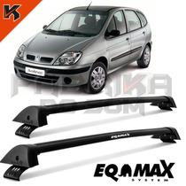 Rack Carro Scenic 4p 1999/... Teto Automovel Wave Eqmax