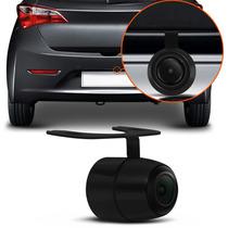 Camera De Ré Colorida Borboleta Universal Preta Resistente