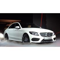 Kit Sensor Estacionamento Mercedes Benz Classe C Embutido