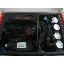 Sensor Estacionamento Para Veículo, Sensor Individual, Prata