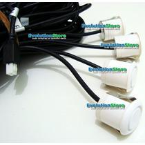 Sensor De Ré Estacionamento Orbe Com 4 Cápsulas E Visor