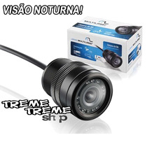 Câmera De Ré Multilaser Com Visão Noturna Sensor Parachoque