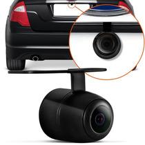 Câmera De Ré Colorida Visão Notura Universal Borboleta Placa