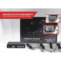 Sensor De Estacionamento M1 Lançamento P/ Multimidia M1
