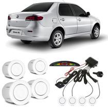 Sensor De Estacionamento Fiat Siena Branco Kallahari