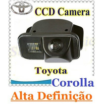 Câmera Re Especifica Md Original Corolla 08/09/10/11/12/1314