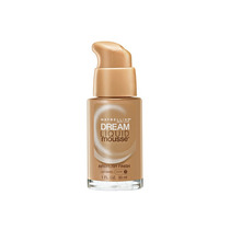 Maybelline Base Dream Liquid Mousse Nu Nude Caramel Dark 2