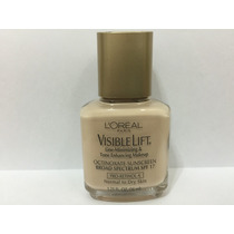 Base Loreal Visible Lift #101 Light Ivory - Marfim Spf17